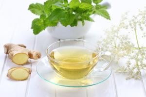 аромат белый чай и имбирь