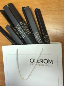 Арома палочки Мидсан для мероприятия Olerom