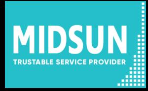 Логотип компании Мидсан