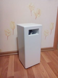Напольное оборудования для ароматизации от компании Мидсан в офисе
