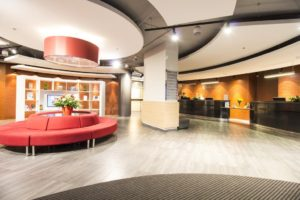 Ramada Encore Kiev uses scent marketing